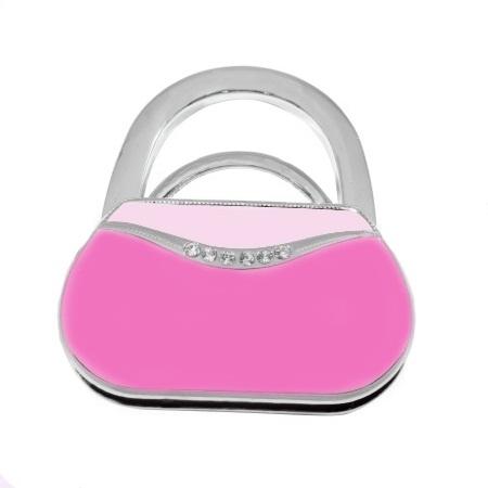 купить Сумкодержатель сумочка тёмно-розовая цена, отзывы