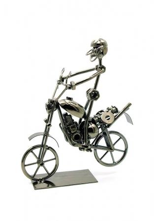 купить Техно-арт байкер маленький 24Х22Х9 см цена, отзывы