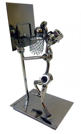 купить Техно арт баскетболист металл 23Х10Х12 см цена, отзывы
