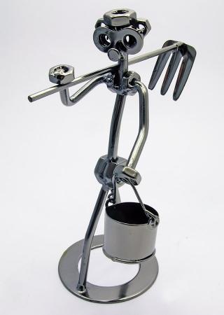 купить Техно арт дачник металл 19,5Х13Х8 см цена, отзывы