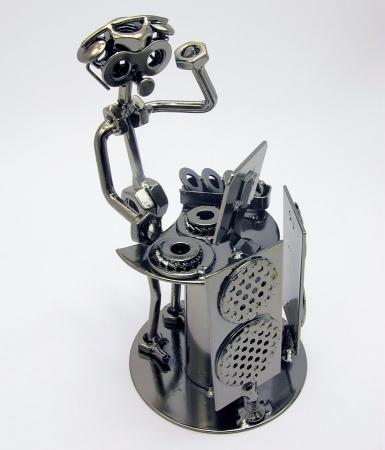 купить Техно арт диджей металл 19Х10,5Х11 см цена, отзывы