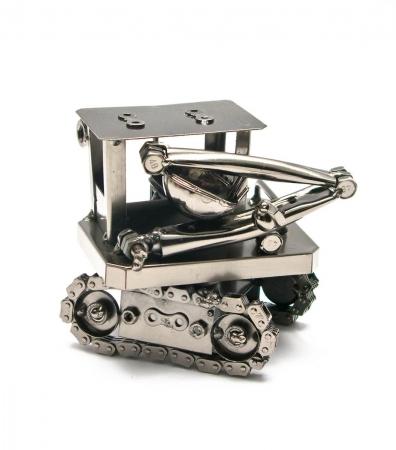 купить Техно арт ескаватор металл 26Х11Х8 см цена, отзывы