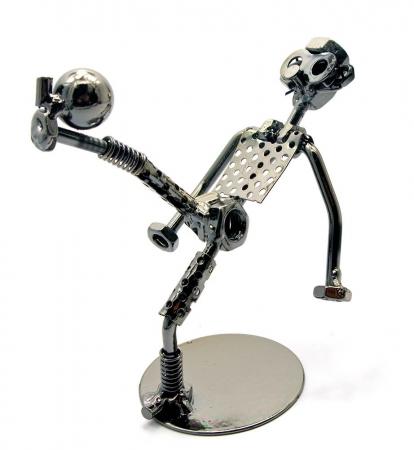 купить Техно арт футболист металл 15Х12Х10 см цена, отзывы