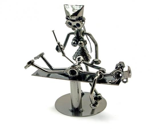 купить Техно арт медсестра металл 19Х19,5Х10 см цена, отзывы