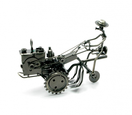 купить Техно арт пахарь метал 21Х15,5Х7,5 см цена, отзывы