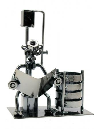 купить Техно арт подставка для ручек читатель металл 17,5Х13Х8 см цена, отзывы