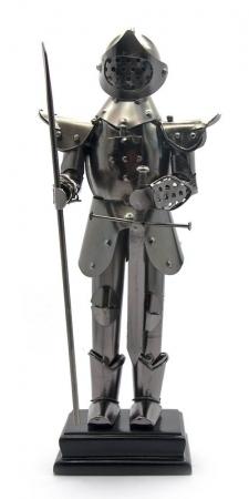 купить Техно арт рыцарь металл 27Х11Х6 см цена, отзывы