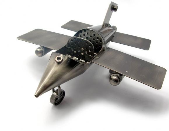 купить Техно арт самолет металл 20Х21,5Х10 см цена, отзывы