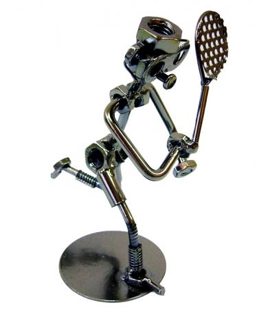 купить Техно арт теннисист металл 16Х12Х8 см цена, отзывы