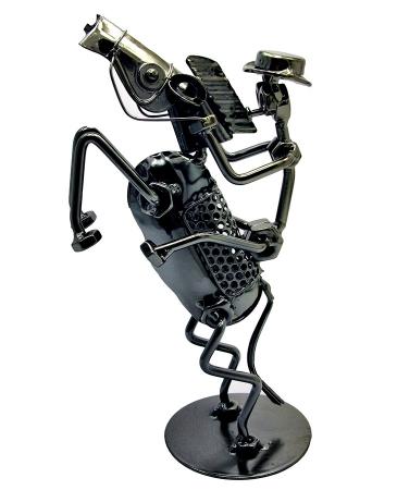 купить Техно арт всадник большой металл 25Х11,5Х8,5 см цена, отзывы