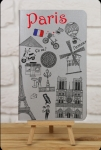 купить Тетрадь Paris цена, отзывы