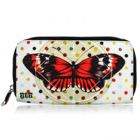купить Тканевый кошелек Бабочка цена, отзывы