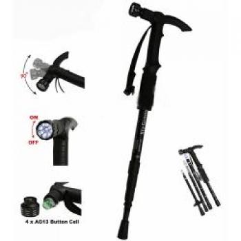 купить Трость телескопическая с подсветкой ОПОРА цена, отзывы
