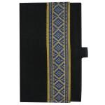 купить Украинский блокнот желтая с синим вышиванка цена, отзывы
