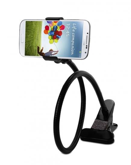 купить Универсальный держатель для смартфонов Black цена, отзывы