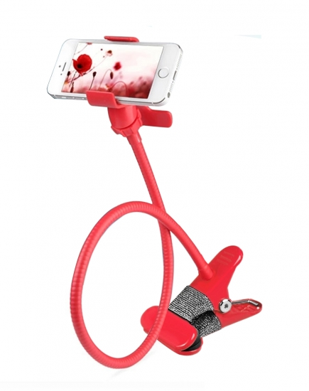 купить Универсальный держатель для смартфонов Pink цена, отзывы