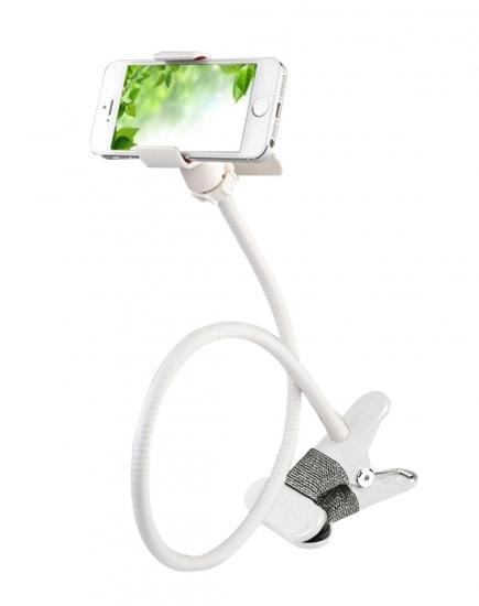купить Универсальный держатель для смартфонов White цена, отзывы