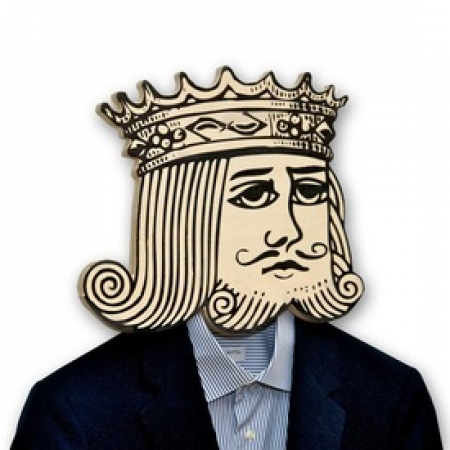 купить Вешалка Пиковый Король цена, отзывы