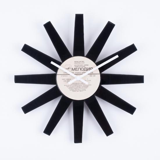 купить Виниловые часы Ra  24,5 х 28 см цена, отзывы