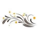 купить Виниловый Стикер Flora цена, отзывы
