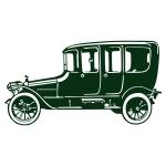 купить Виниловый Стикер Retro Car цена, отзывы