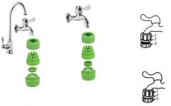 купить Водосберегающая насадка на кран цена, отзывы