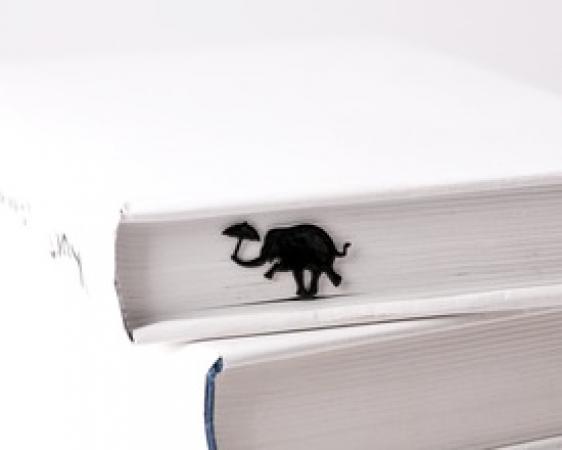 купить Закладка Танцующий слон цена, отзывы