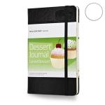 купить Записная книжка Moleskine Dessert средняя черная цена, отзывы