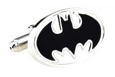 купить Запонки Batman white цена, отзывы