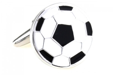 купить Запонки Футбольный мяч цена, отзывы