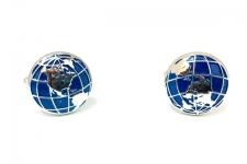 купить Запонки Глобус цена, отзывы