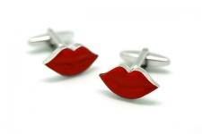купить Запонки Поцелуй цена, отзывы