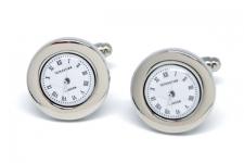 купить Запонки Ретро часы цена, отзывы