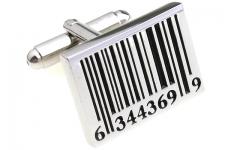 купить Запонки Штрих код цена, отзывы