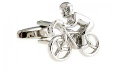 купить Запонки Велосипедист цена, отзывы