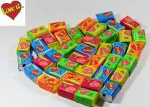 купить Жвачки Love is микс 50 шт цена, отзывы