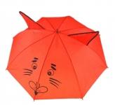 купить Зонтик детский с ушками в ассортименте цена, отзывы
