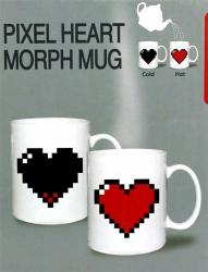 купить Чашка-хамелеон Like сердце цена, отзывы