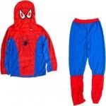 фото 23248  Детский карнавальный костюм Спайдермен синий цена, отзывы