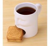 фото 9584  Голодная кружка Face Mug цена, отзывы