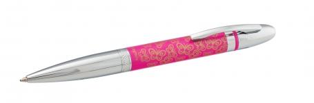 фото 10425  Подарочный набор ручка и держатель для сумки Лета розовый цена, отзывы