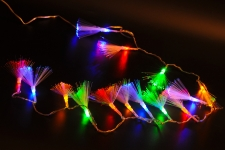 купить Гирлянда светодиодная кисти 100 LED цена, отзывы