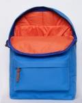 фото 8054  Рюкзак GiN Bronx голубой цена, отзывы
