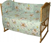 фото 9316  Комплект в детскую кровать Принцесса цена, отзывы