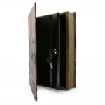 фото 9041  Книга-сейф Кожаная большая Лондон 33 см цена, отзывы