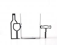 фото 10113  Держатели для книг Больше вина меньше нытья цена, отзывы