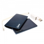 фото 4324  Мобильный аккумулятор Extradigital SLIMLINE blue цена, отзывы