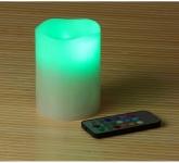 фото 9580  LED свеча 12 цветов цена, отзывы