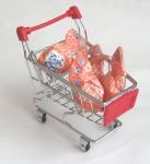 фото 2498  Подставка Тележка из супермаркета цена, отзывы