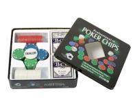 фото 12063  Покерный набор на 100 фишек цена, отзывы